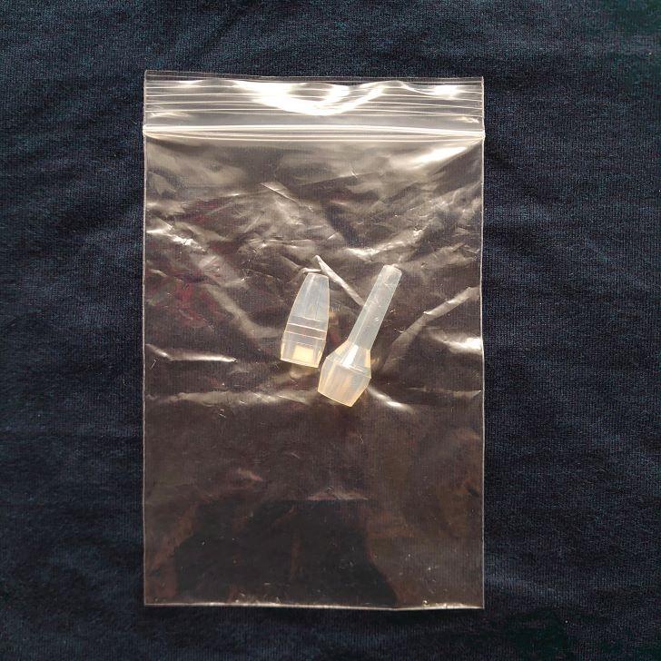 電動鼻水吸引機メルシーポットのノズル画像